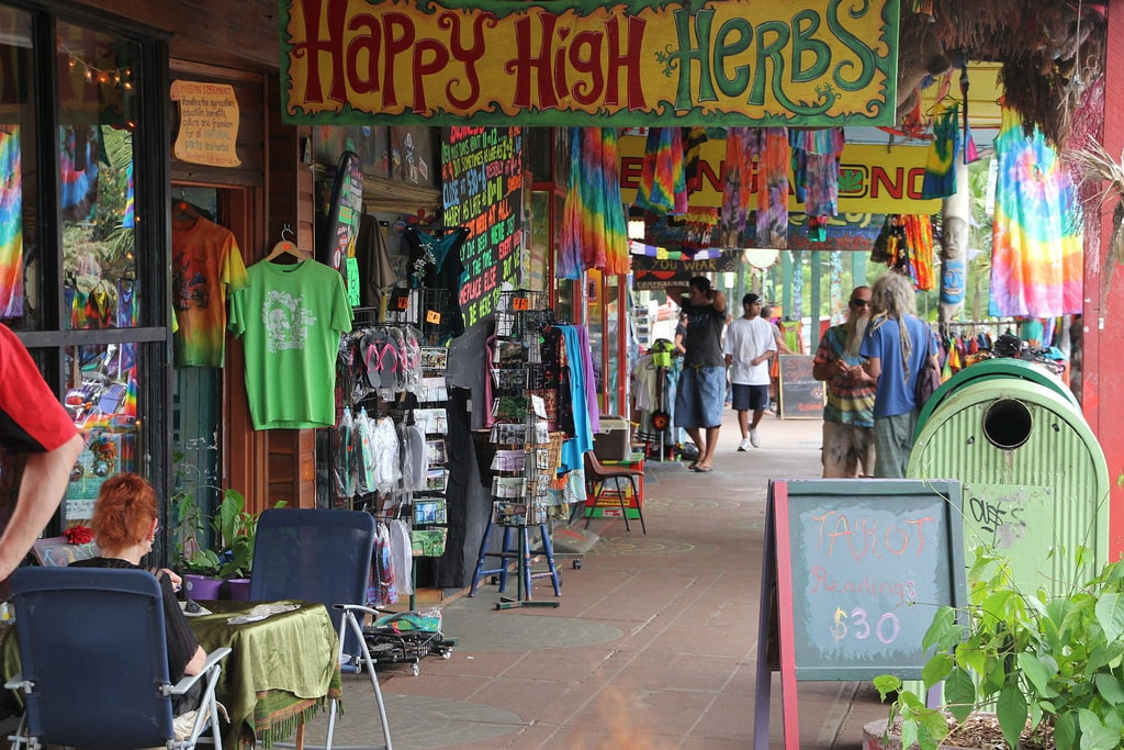 Nimbin Village - Fun things to do in Australia