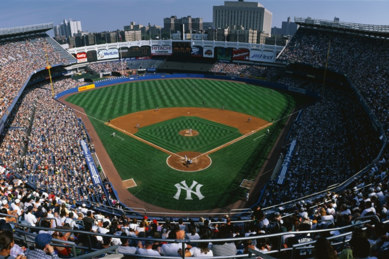 NYC Yankee Stadium -Fun Things to do in NYC