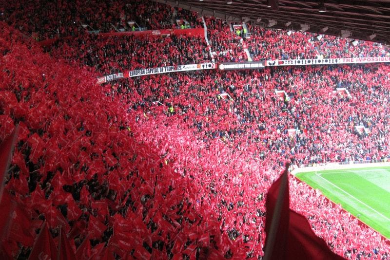 Old Trafford - Stadi di Calcio da Visitare