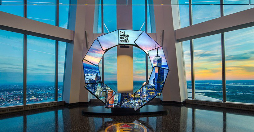 One world observatory - Fun Things to do in NYC