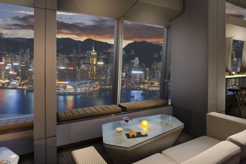 Ozone - Coisas para fazer em Hong Kong