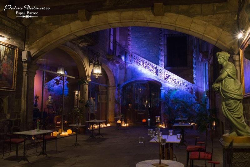 Palau Dalmases - Coisas para fazer em Barcelona