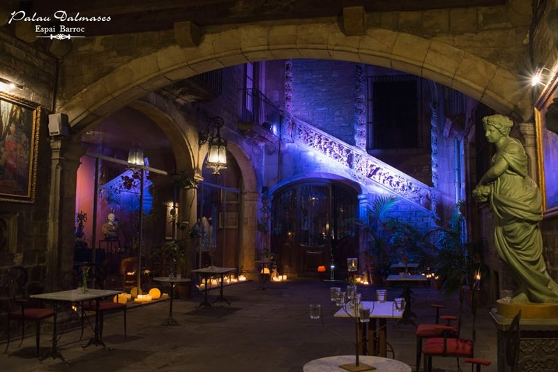 Palau Dalmases - things to do in Barcelona
