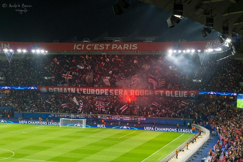 Parc des Princes - Stadi di Calcio da Visitare