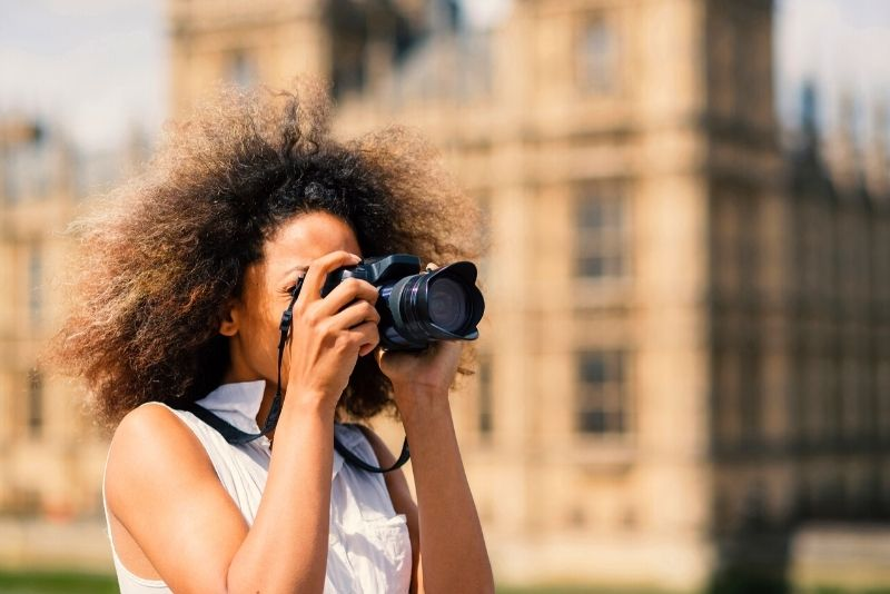 photography tour in London