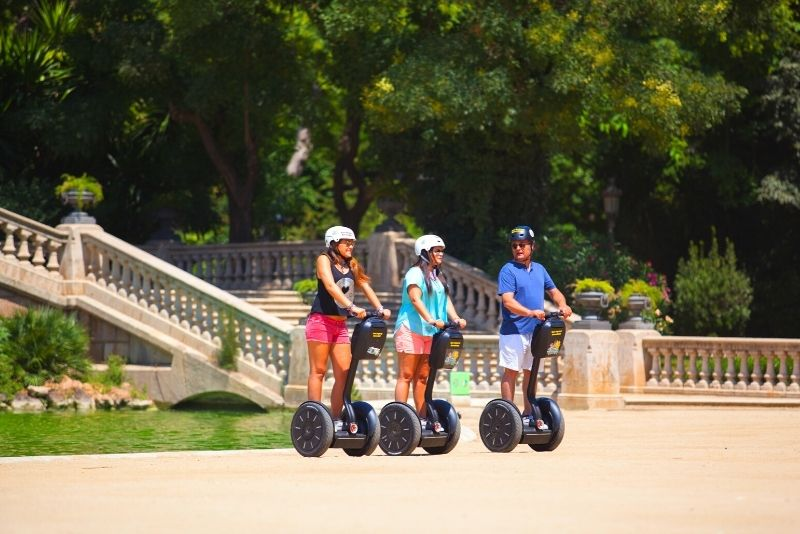Segway-Tour in Barcelona