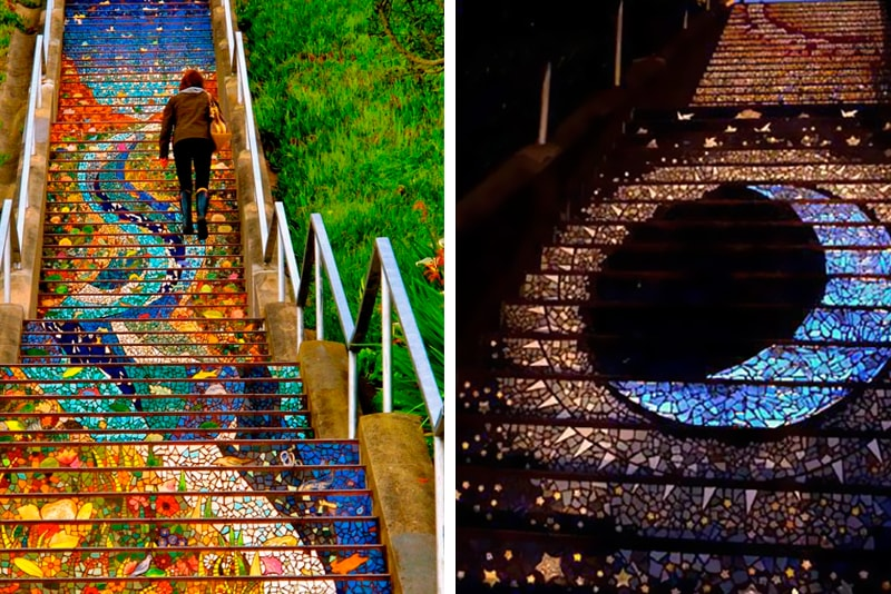 Stairways - things to do in San Francisco