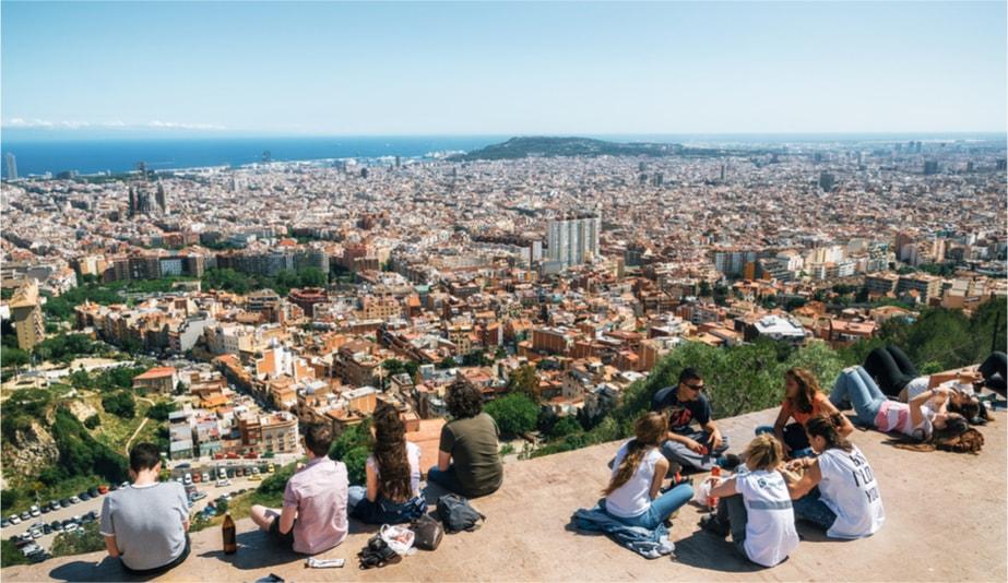 Turo de la Rovira - Coisas para fazer em Barcelona