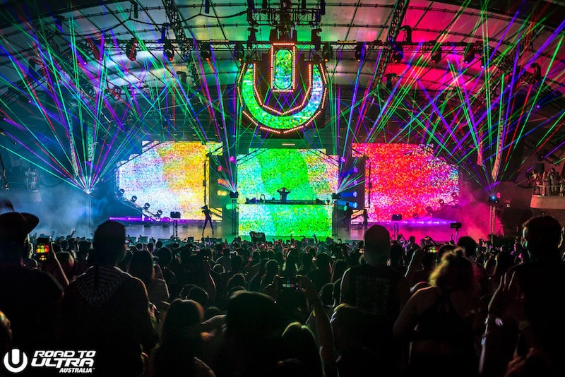 Ultra Music Festival - Fun things to do in Australia