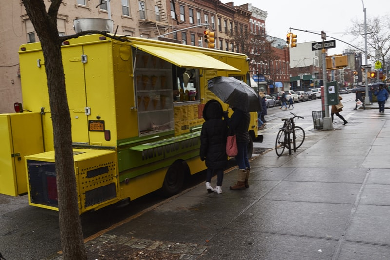 Wafel & Dinges Food truck - Fun Things to do in NYC