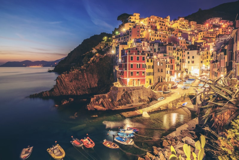 Italian Riviera - places to visit in Italy