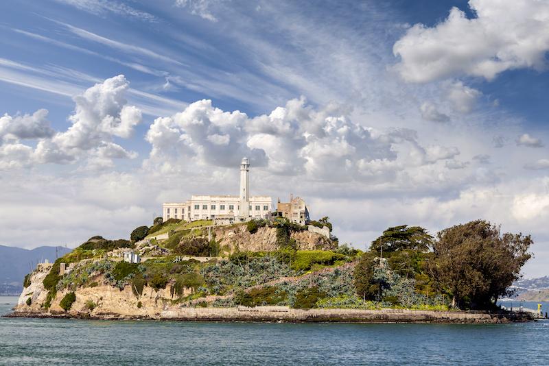 Alcatraz Island - Choses à faire à San Francisco