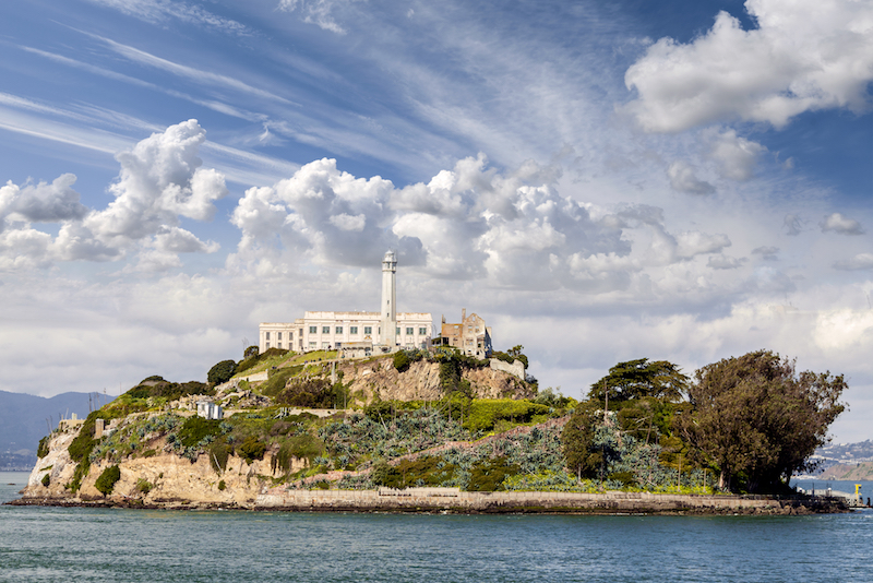Alcatraz Island - Things to do in San Francisco