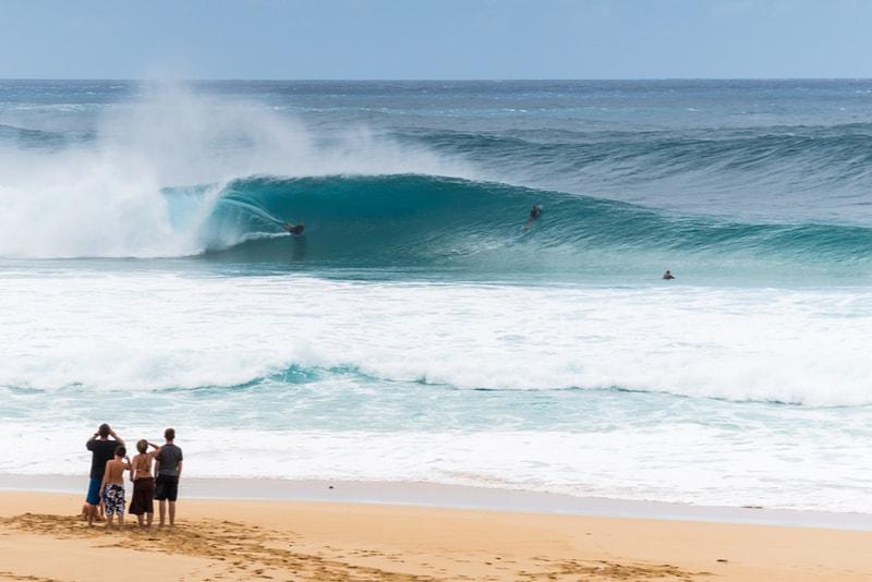 Banzai Pipeline, Hawaii- surfing spots