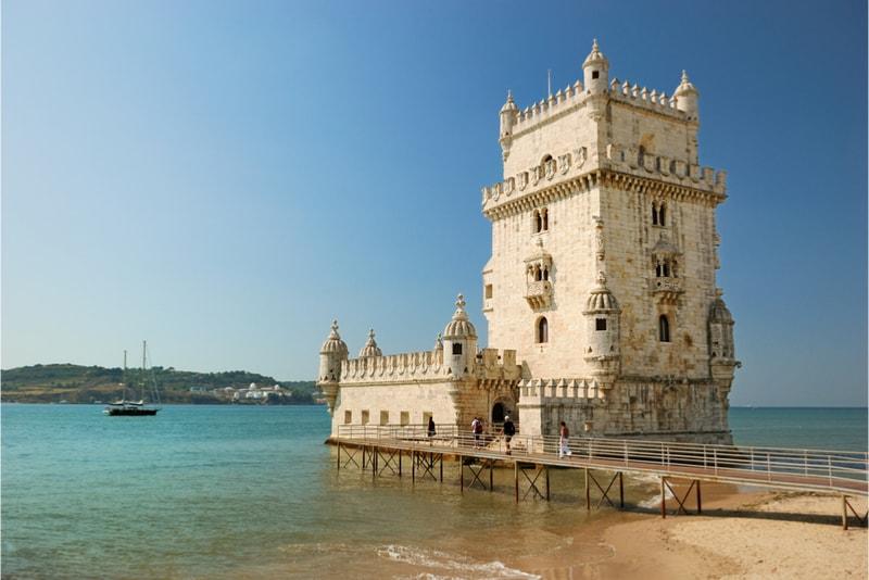 Torre de Belém - Coisas para fazer em Lisboa