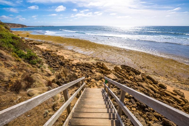 Bells Beach, Australia-surfing spots