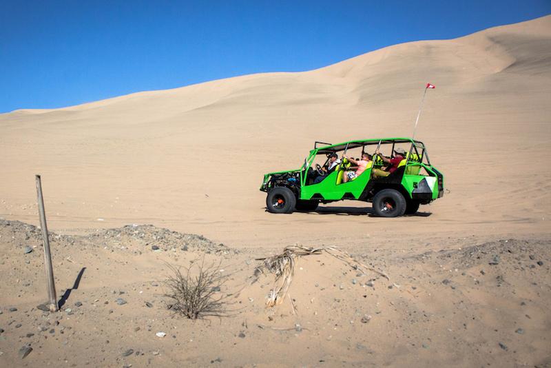 Conduire sur la Gold Coast dans un Buggy - Que faire en Australie