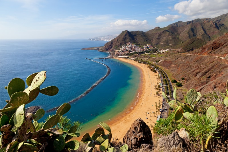 Canary Islands-Spain-surfing spots