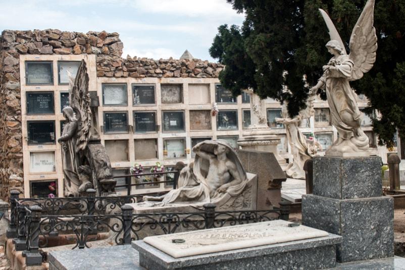 Cimetière du Montjuïc à Barcelone - Choses à Faire à Barcelone