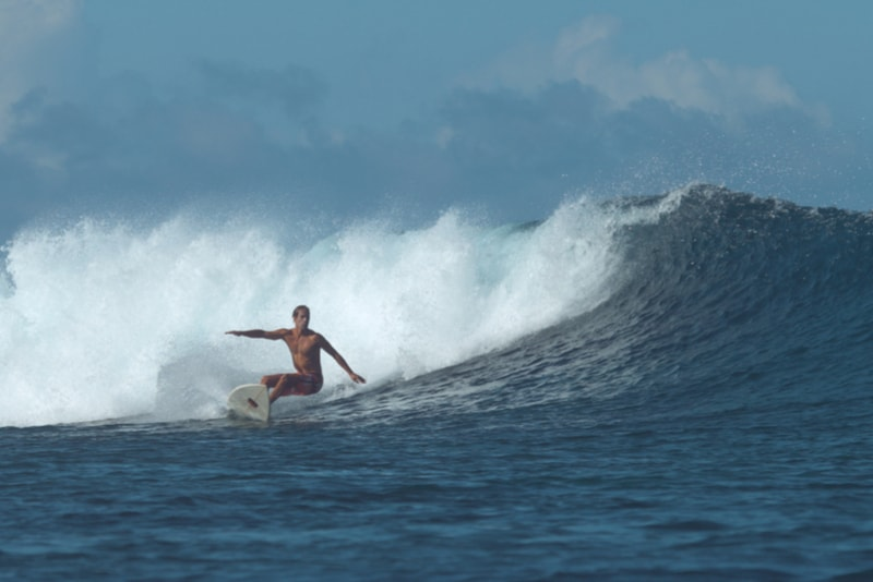 Cloudbreak, Fiji Island-surfing spots