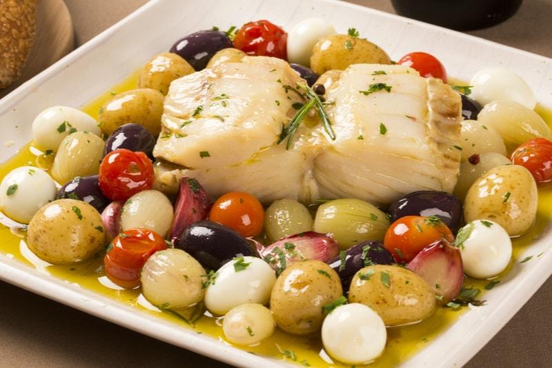 Codfish - Restaurants in Lisbon