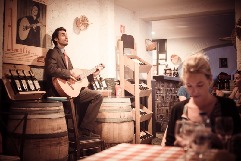 Fado concert in Lisbon - must do must see must eat