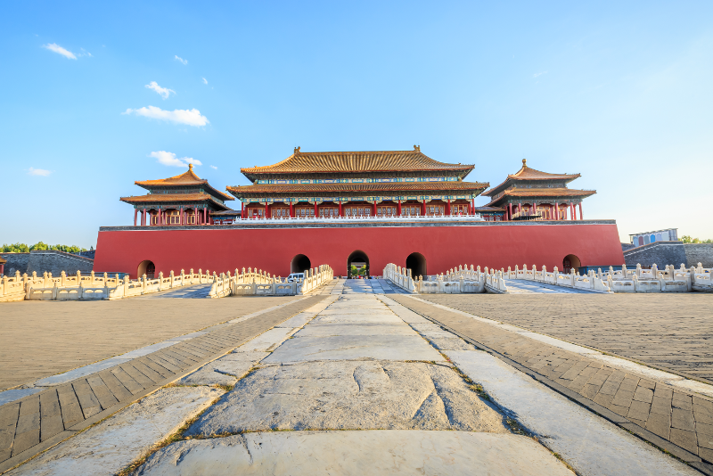 Forbidden City China - Bucket List ideas