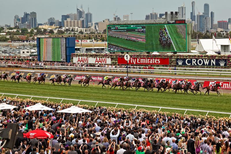 Melbourne Horse Cup - Que faire en Australie