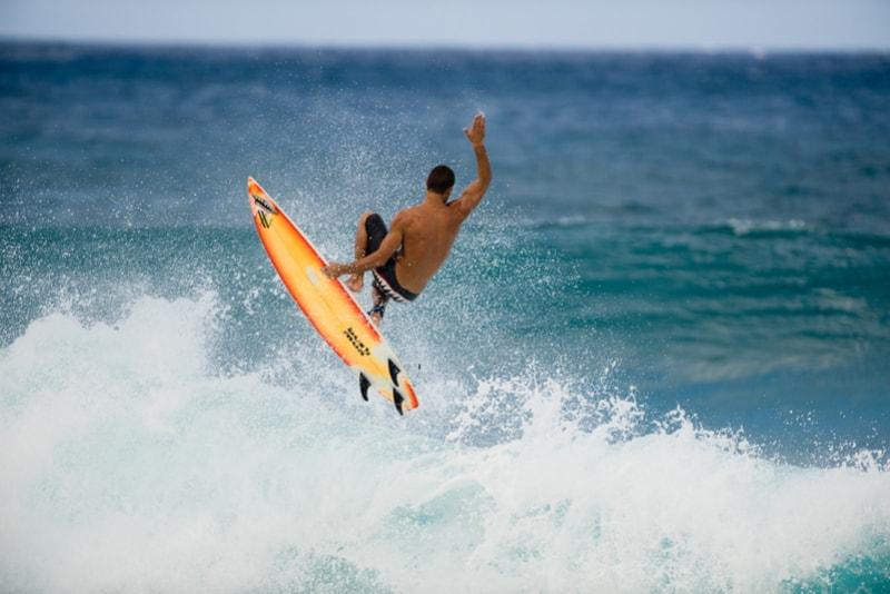 Jaws, Hawaii-surfing spots