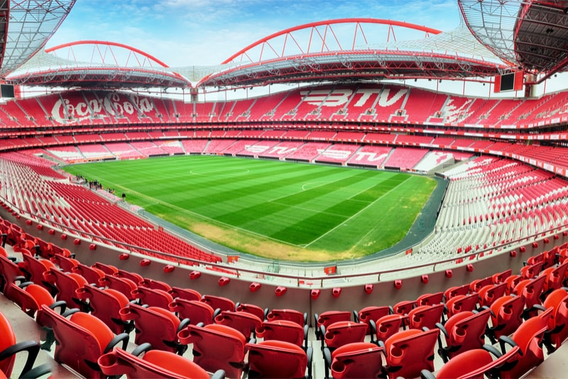 Lisbon Estádio da Luz - Things to do in Lisbon - Must see, must do, must eat