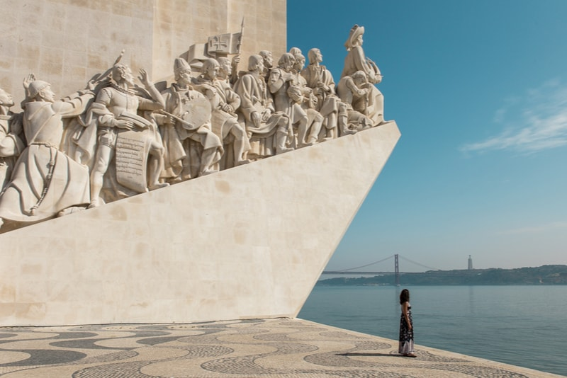 Lisbon Padrão dos Descobrimentos - Things to do in Lisbon - Must see, must do, must eat