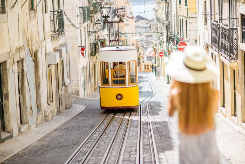 Lisbon Tram 28 - Things to do in Lisbon - Must see, must do, must eat