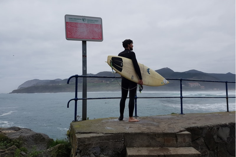 Mundaka-Basque Country-surfing spots