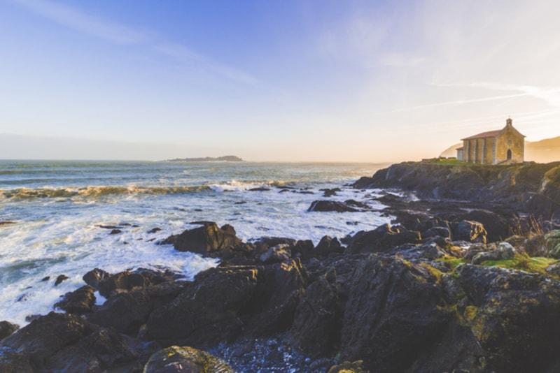 Mundaka, Basque Country-surfing spots