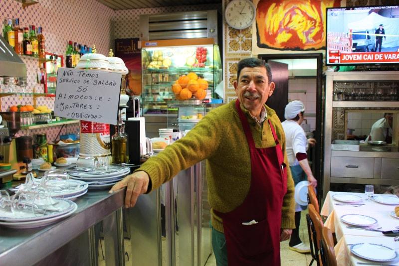 O Cardoso du Estrela de Ouro - Restaurants à Lisbonne