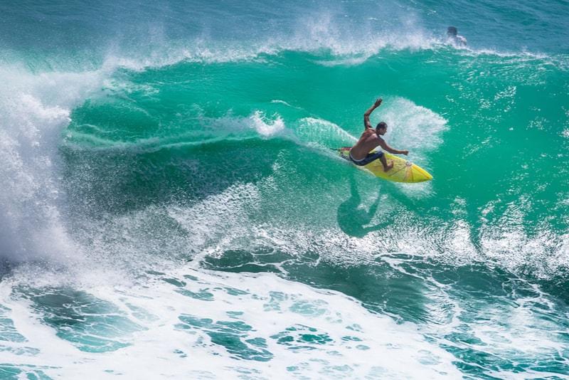 Padang Padang-Bali-surfing spots