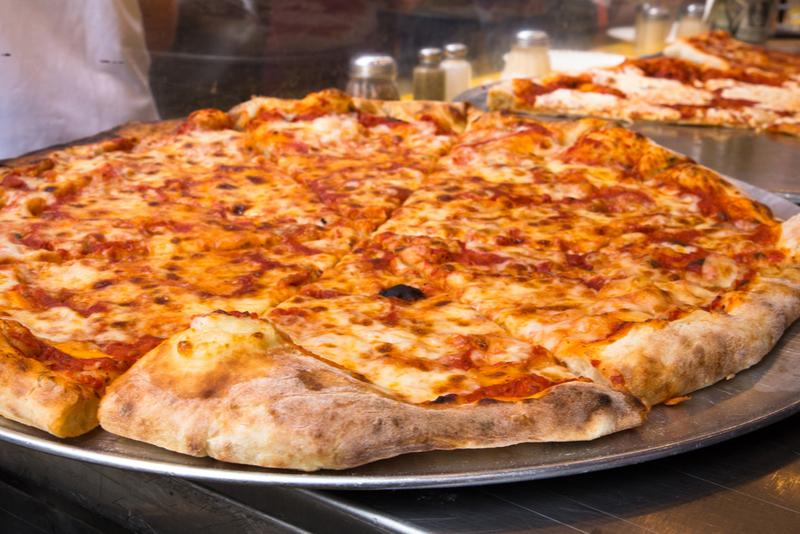 La pizza di Fara - Cose da fare a New York