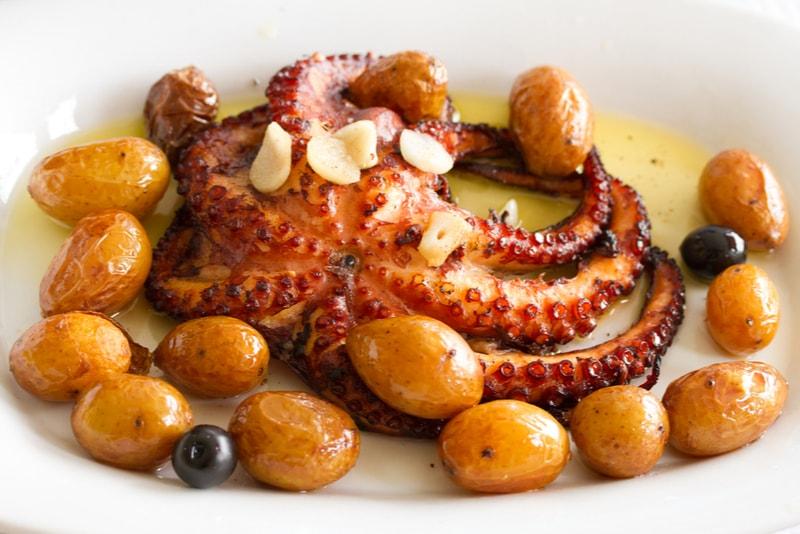 Polvo -Restaurants à Lisbonne