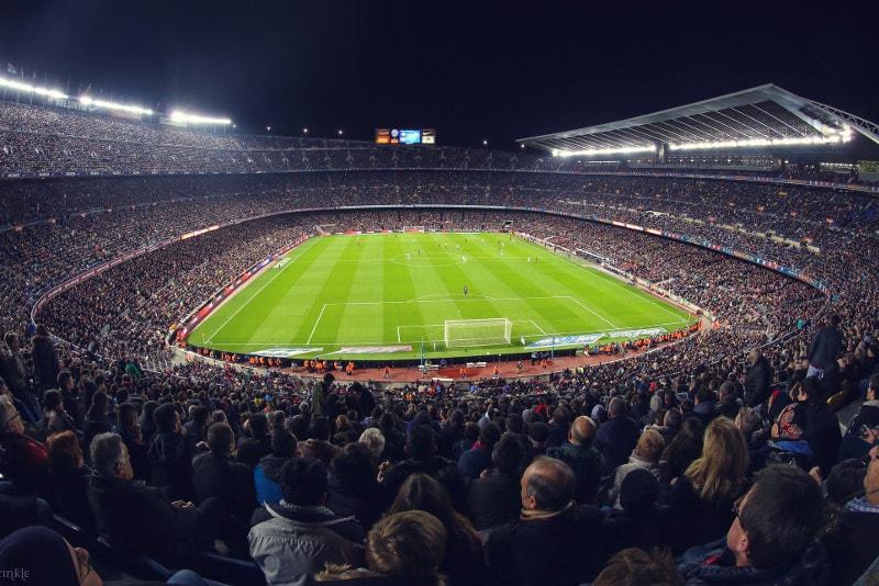 Stade Camp Nou à Barcelone - Choses à Faire à Barcelone