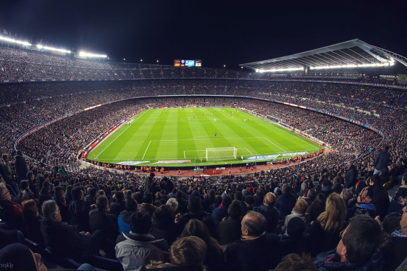 Stade Camp Nou à Barcelone - Choses à Faire à Barcelone