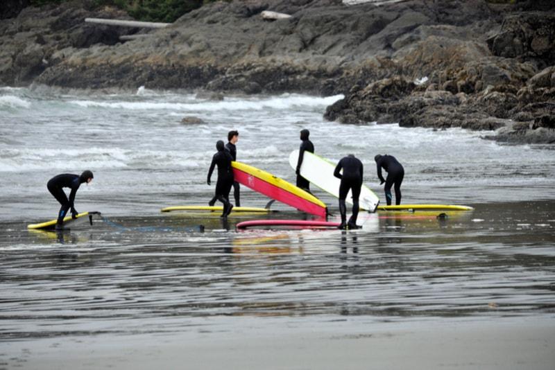 Tofino-Canada-surfing spots