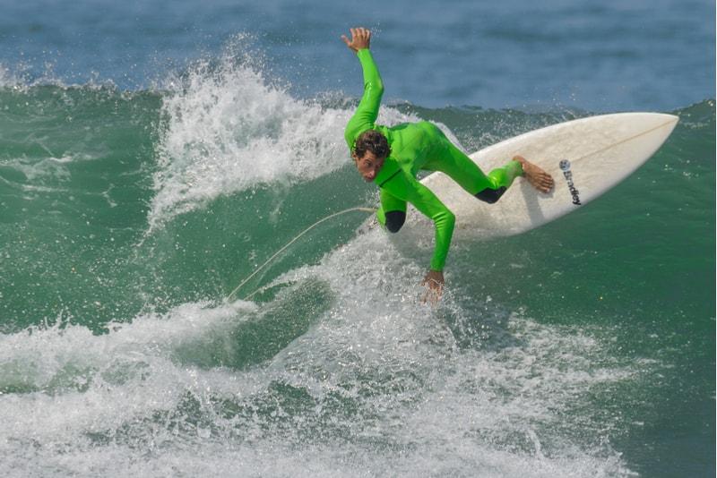 Trestles, California2-surfing spots