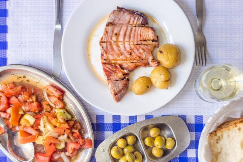Tuna - Restaurants à Lisbonne
