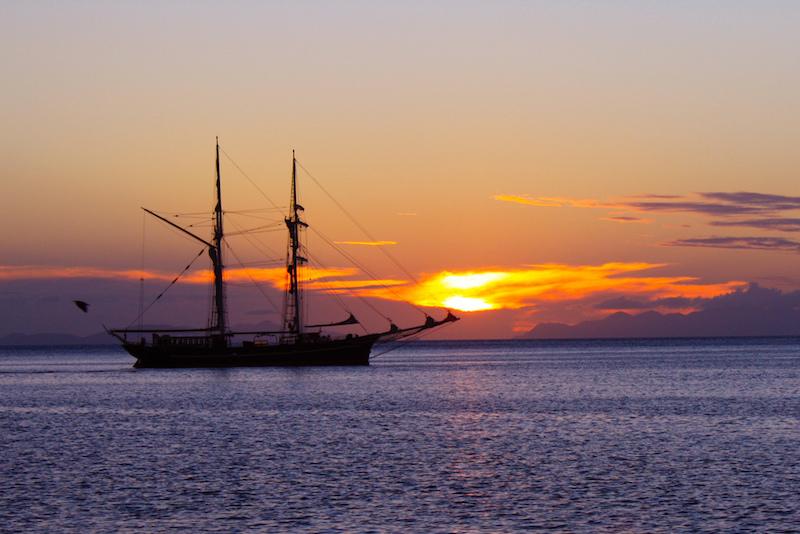 les îles Whitsunday - Que faire en Australie