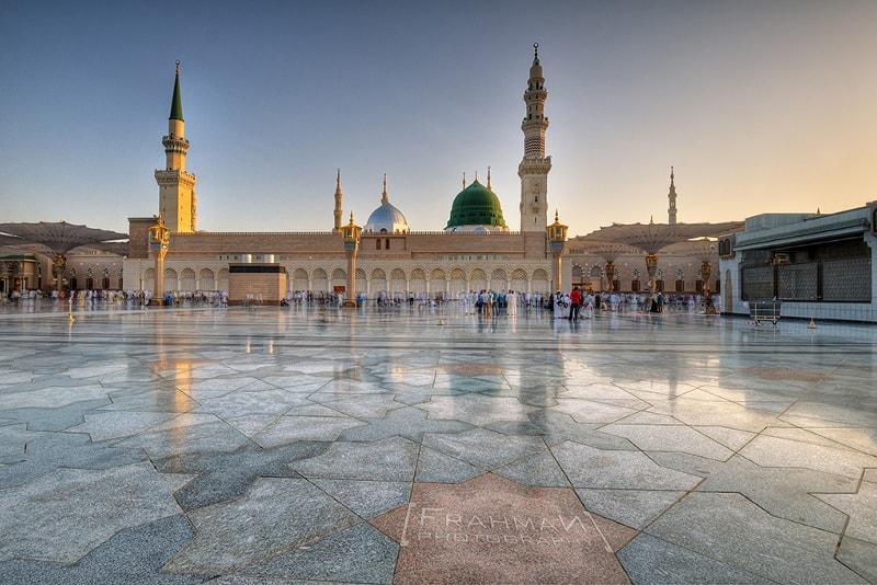 Al-Masjid an-Nabawi - 100 bucket list
