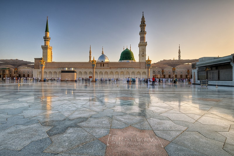 Al-Masjid an-Nabawi in Medina - Bucket List ideas