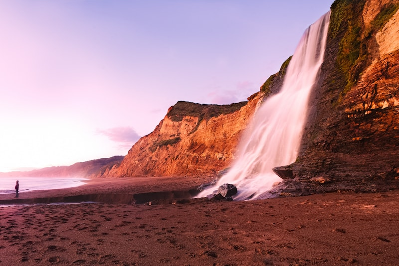 Alamere Falls- Things to do in San Francisco