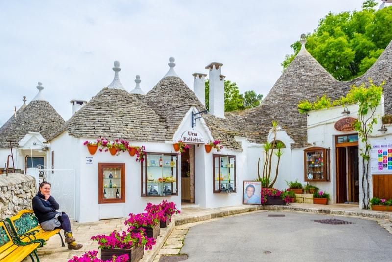 Puglia - posti da visitare in Italia