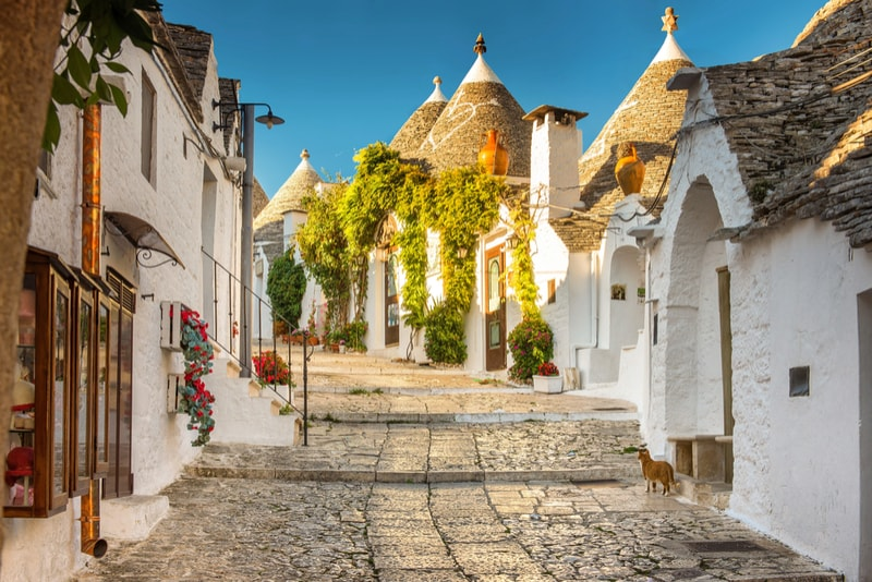 Alberobello - place to visit in Italy