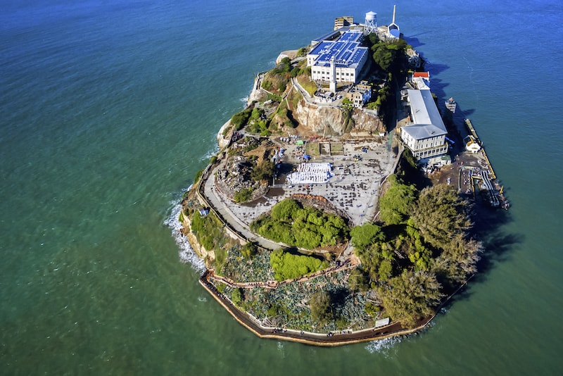 Alcatraz - Choses Cool à Faire à San Francisco